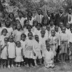 Bethlehem School Class Picture.  Yr. Unknown